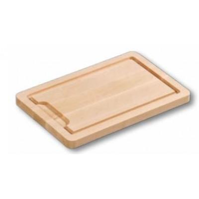 Kesper 68100 kitchen cutting board Rectangular Wood